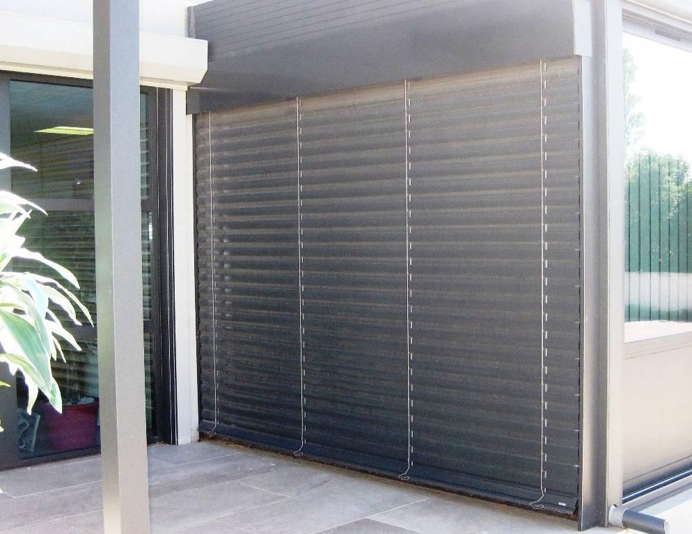 brise soleil orientable bso en aluminium istres. Black Bedroom Furniture Sets. Home Design Ideas